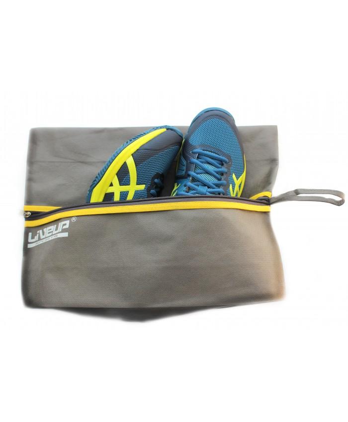 Сумка LiveUp Shoe bag cерый L/XL LSU2019-gr-L