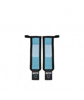 Фиксатор запястья LivePro LIFTING STRAPS  синий  33 LP8090