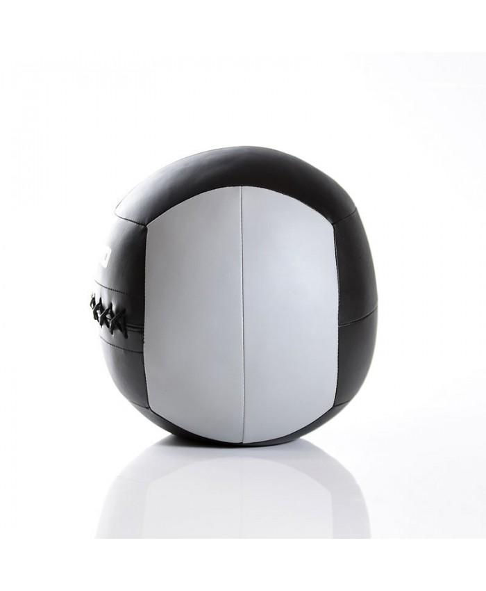 м'яч для кроcсфіта LivePro WALL BALL 12 кг чорний / сірий LP8100-12