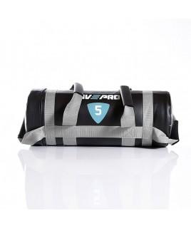 Мешок для кроссфита  LivePro  POWER BAG 5 кг черный/серый LP8120-5