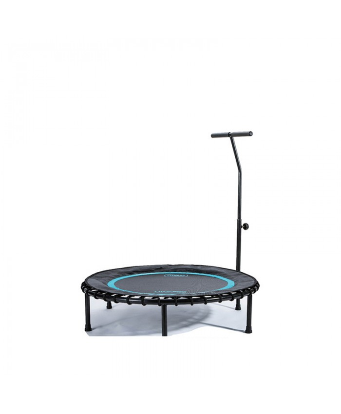 Батут с ручкой  LivePro  TRAMPOLINE WITH HANDLE  черный/синий LP8250В
