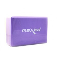 Блок для йоги MAXED YOGA BLOCK