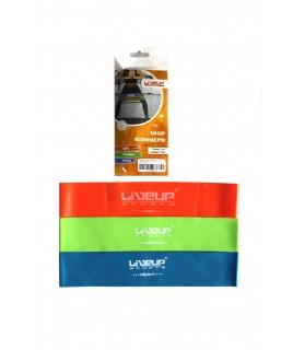 Набір фітнес гумок LiveUp LATEX LOOP SET