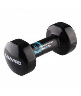 Гантель вінілова  LivePro  STUDIO DUMBBELL 5кг