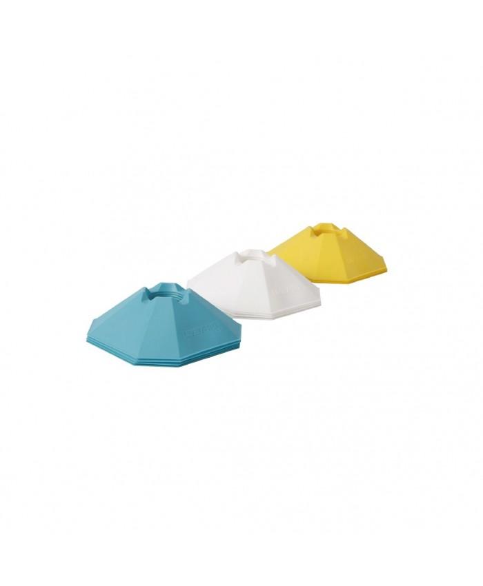 Координаційні фішки LivePro Agility Cones 12 шт