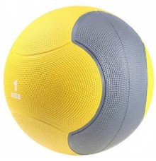 Медбол твердый 1 кг MEDICINE BALL  LS3006F-1