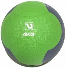 Медбол твердий 4 кг MEDICINE BALL  LS3006F-4