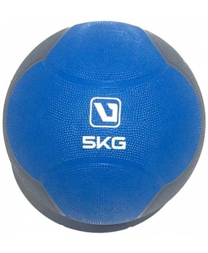 Медбол твердий 5 кг MEDICINE BALL LS3006F-5