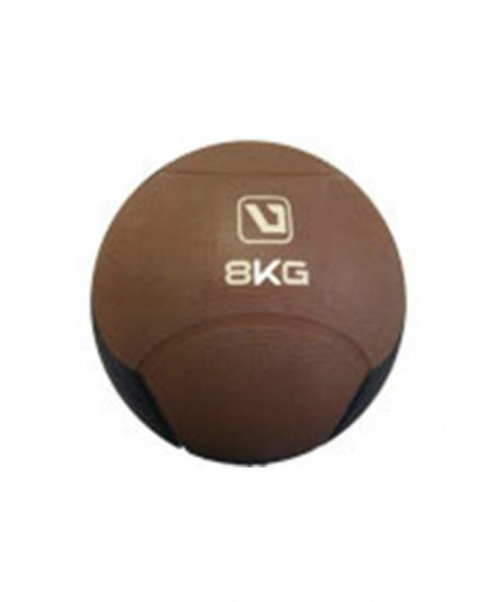 Медбол твердый 8 кг MEDICINE BALL LS3006F-8