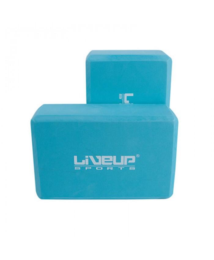 Блок для йоги EVA LS3233A-b