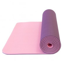 Коврик для йоги TPE LS3237-06p