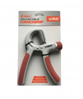 Эспандер для ладони LiveUp  ADJUSTABLE HAND LS3334-r