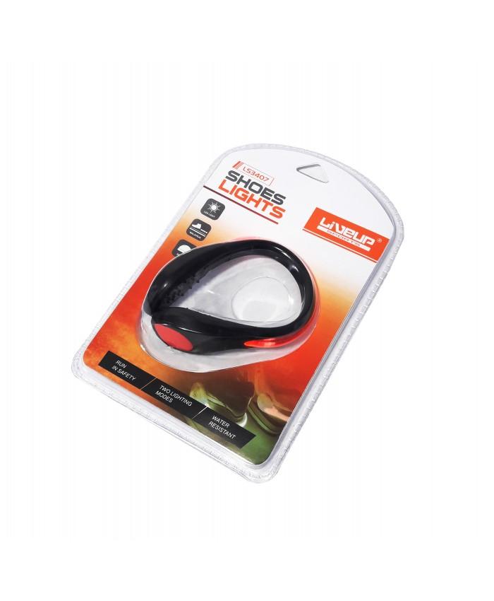 Подсветка на обувь для бега  LiveUp  LED SAFETY SH LS3407