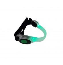 Браслет-подсветка для бега  LiveUp  LED SAFETY ARM LS3408