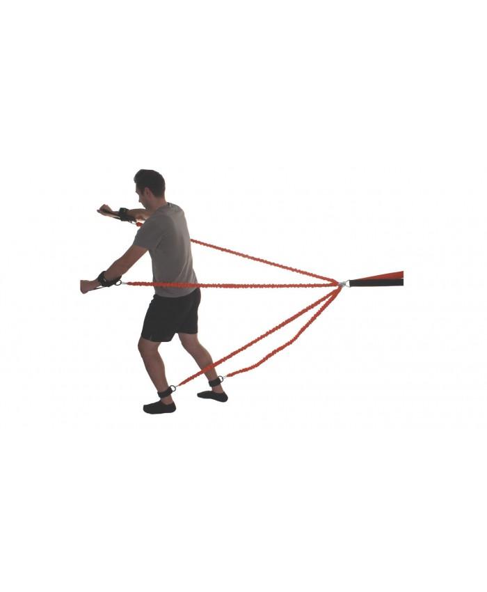 Набор для тренировок STRIKER TRAINING SYSTEM LS3666
