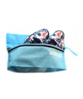 Сумка LiveUp Shoe bag  голубой  S/M LSU2019-bl-S
