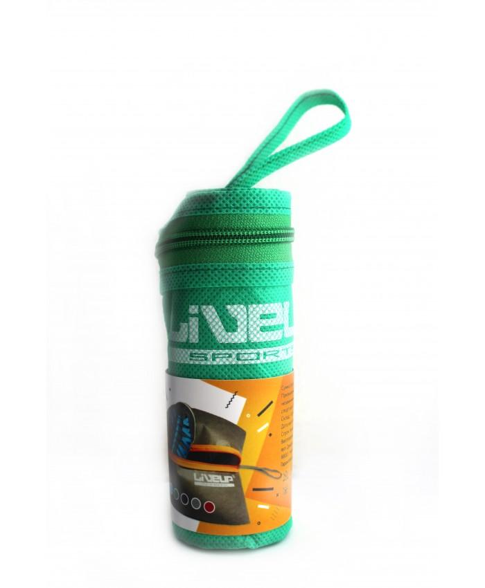 Сумка LiveUp Shoe bag  зеленый  S/M LSU2019-grn-S