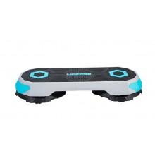 Степ платформа міні LivePro STEP чорний / синій LP8244.S