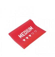 Эспандер-лента  LivePro  RESISTANCE BAND Medium красный LP8413-M