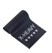 Эспандер-лента  LivePro  RESISTANCE BAND X-Heavy черный LP8413-XH