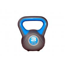 Гиря пластиковая насыпная 3 кг LS2047-3