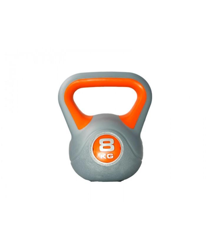 Гиря пластиковая насыпная 8 кг LS2047-8