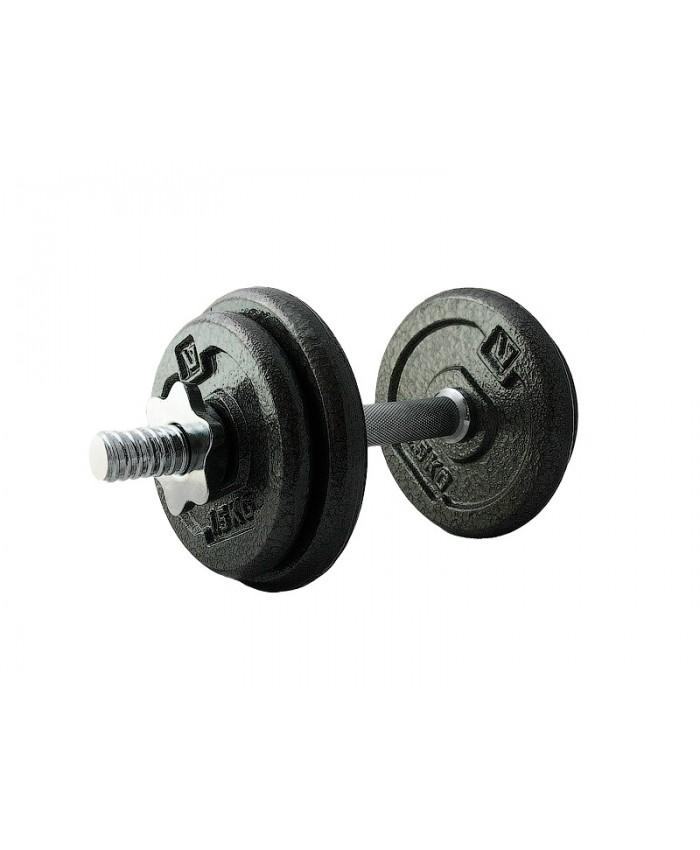 Гантель Набірная залізна 10 кг LS2311-10