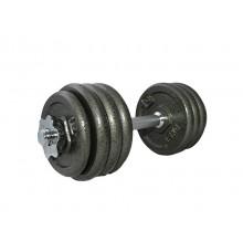 Гантель Набірная залізна 20 кг LS2311-20
