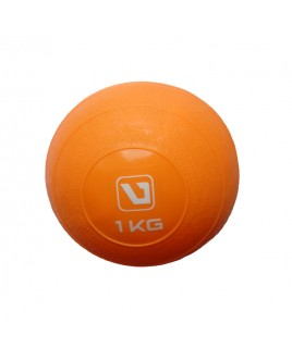 Медбол мягкий 1 кг SOFT WEIGHT BALL LS3003-1