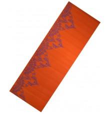Коврик для йоги с принтом PVC LS3231c-06o