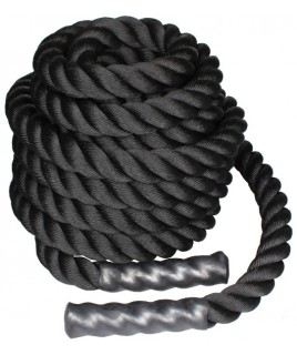 Канат для кроссфита 9м LS3676-9 black