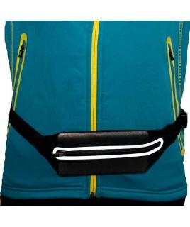 Сумка-пояс для бега LS3703-blk