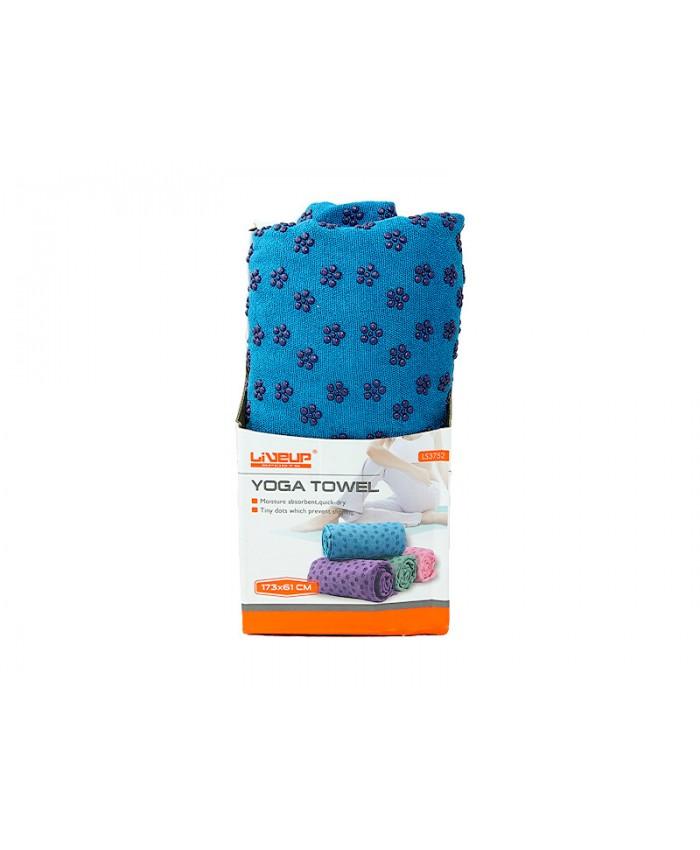Полотенце для йоги LiveUp YOGA TOWEL LS3752