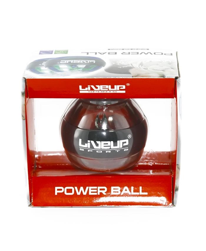 Тренажер для зап'ястя з лічильником LiveUp POWER BALL