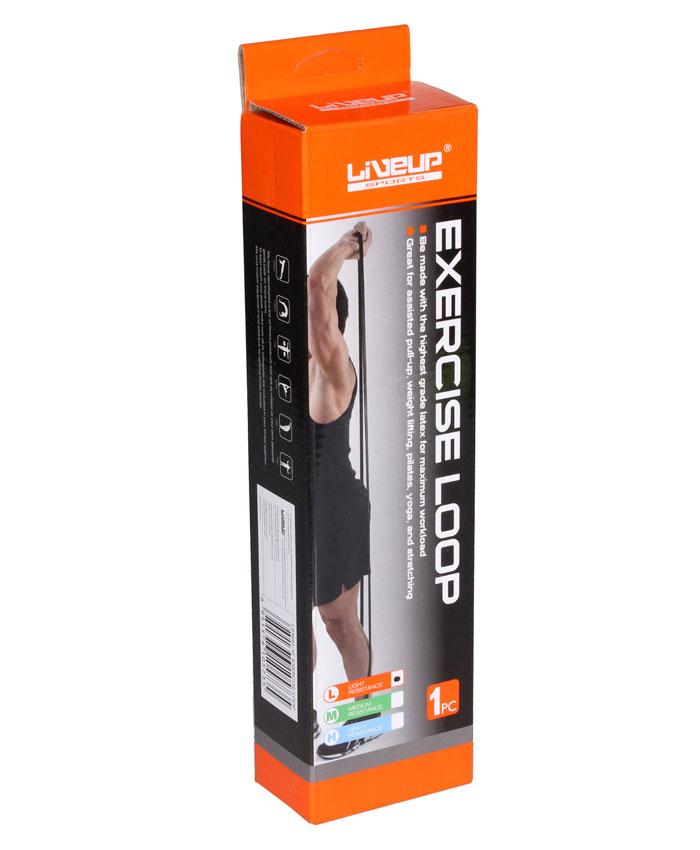Эспандер-петля 208 см слабое LATEX LOOP LS3650-2080Lo