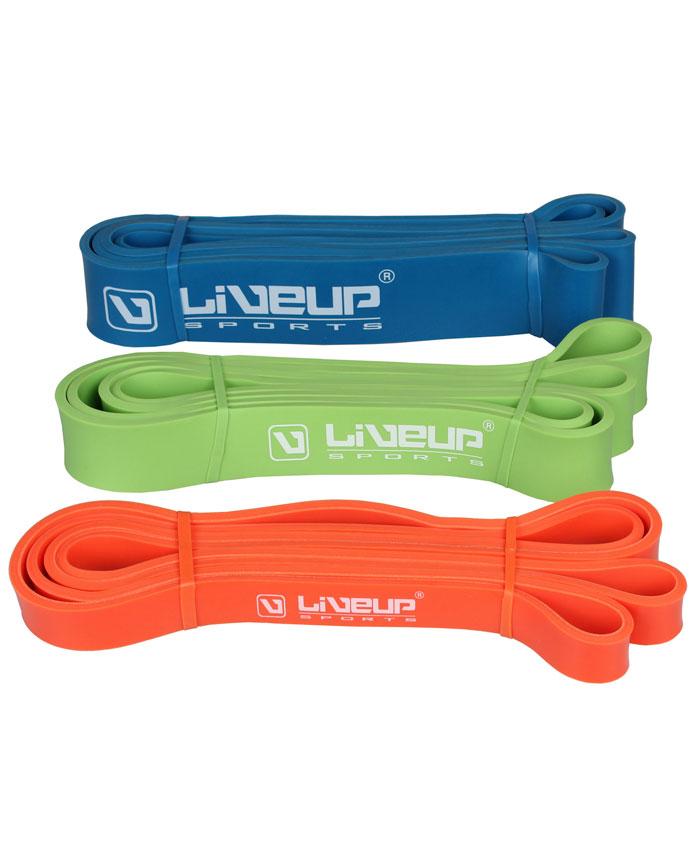Резина для подтягивания 208 см слабое LATEX LOOP LS3650-2080Lo